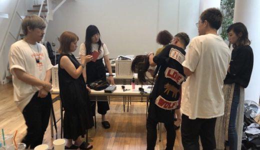 NYFW(NYファッションウィーク)トレーニング始動!!