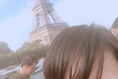 パリでセーヌ川クルーズを体感しました。