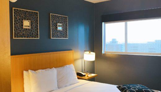 初ハワイで泊まったホテルVIVE HOTEL WAIKIKI