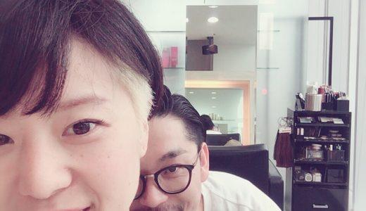 今日、髪を切ってきました!原宿/表参道アラフォー美容師江利仁美がカットしてもらっている美容師さんを紹介します
